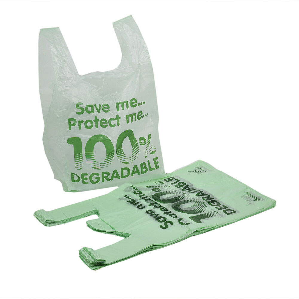 Biodegradable Carrier Bag Material Needed!